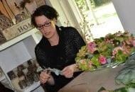 bloemenkrans-knippen
